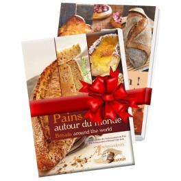 Les deux livres: Pains autour du monde et Le Pain! & Tout un Monde